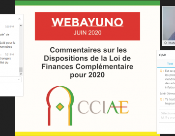 Webayuno, juin 2020